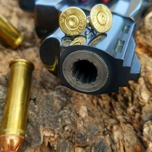 Winchester 9mm Luger Earrings/Necklace